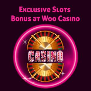 Exclusive Slots Bonus at Woo Casino alive-gamers.com